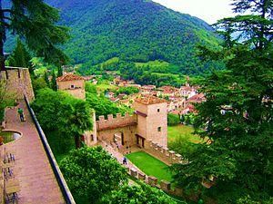 CastelBrando - Image: Castel Brando 2