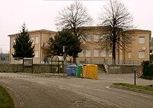 Scuola primaria a Castello Roganzuolo.