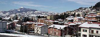 Castelnovo ne' Monti - Image: Castelnovo monti