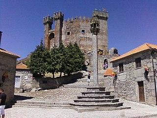 Castle of Penedono