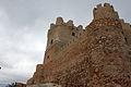 Castillo de Villena barbacana y torre SE (4).JPG