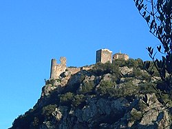 Castle of Alange.