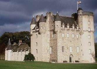 Castle Fraser - Castle Fraser
