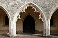 Catacomb Columbarium City of London Cemetery central entrance 2.jpg