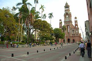 Palmira, Valle del Cauca - Image: Catedral Nuestra Señora del Rosario del Palmar