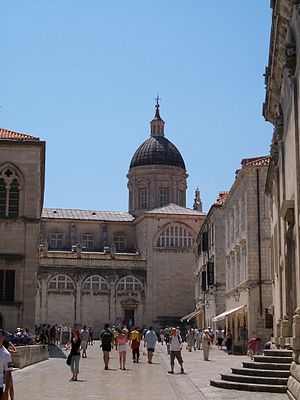 Dubrovnik Cathedral - Image: Cathedral of the Assumption of the Virgin Mary