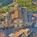 Cattedrale Irsina frontale aerea.jpg