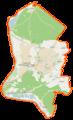 Cedynia (gmina) location map.png