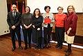 Celia Mayer entrega el III Premio Madrid Incluye al Área de Atención a la Discapacidad de la UAM 01.jpg