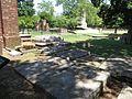 Cemetery, Jamestown Church, Historic Jamestowne, Colonial National Historical Park, Jamestown, Virginia (14238992630).jpg