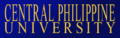 Central Philippine University Banner Official.png