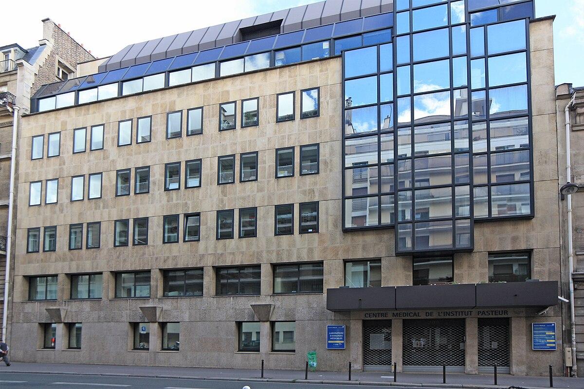 Pasteur Institute Wikipedia