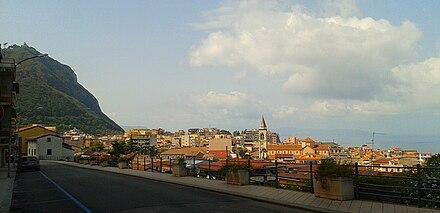 Palmi wikipedia for Centro di soggiorno il belvedere