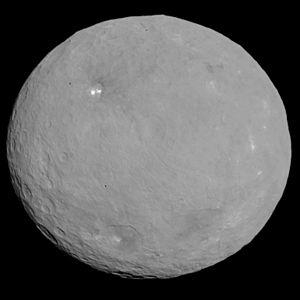 Ceres processed