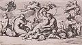 Cesio Blatt 09 Peleus hält Thetis umklammert.jpg