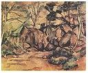 Cezanne - Wald mit Felsblöcken.jpg