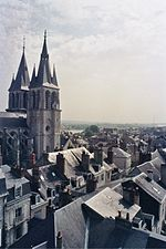 Château de Blois, 2003, view from the top.jpg