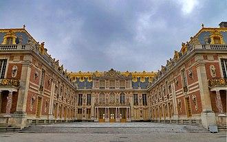 Yvelines - Image: Château de Versailles (19387602929)