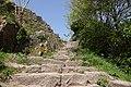 Château de Wahlenbourg - escalier (Husseren-les-Châteaux).jpg