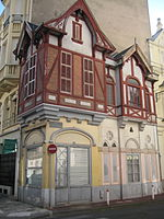 Chalet du gardien - Виши (Vichy) - достопримечательности, описание, путеводитель