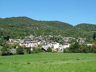 Challand-Saint-Victor Comune in Aosta Valley, Italy