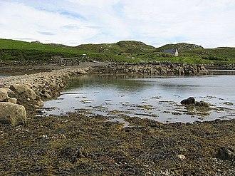 Eilean Chaluim Chille - Causeway to Eilean Chaluim Chille