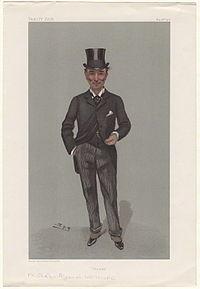 Charles Algernon Whitmore, Vanity Fair, 1901-05-16