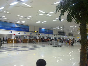 Cochin International Airport - Terminal 2 Check-in Counter