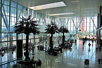 Sultan Syarif Kasim II International Airport - Airport Check-in Area