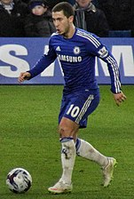fd7a6225dc9 Hazard playing against Liverpool in the League Cup semi-finals