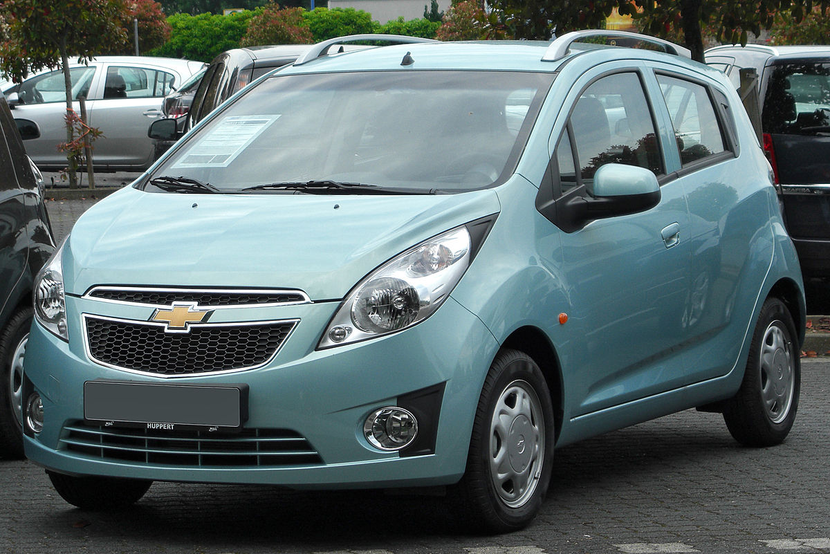 chevrolet spark 2009 wikipedia. Black Bedroom Furniture Sets. Home Design Ideas