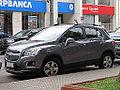 Chevrolet Tracker LT 1.8 2014 (15732033549).jpg