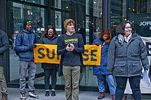 Chicago Sunrise Movement Rallies for a Green New Deal Chicago Illinois 2-27-19 6315 (46321495815).jpg