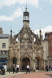 Chichester - Market Cross - geograph.org.uk - 1350884