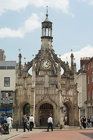 West Sussex - Chichester Market Cross