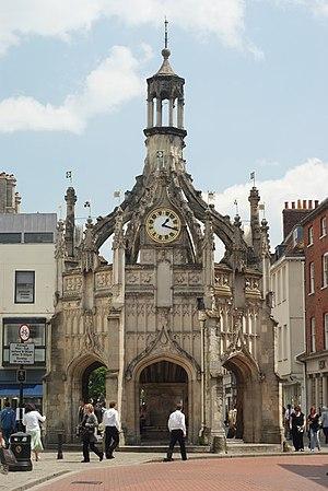 West Sussex - Chichester Market Cross