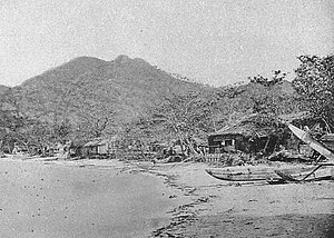 Lionel Berners Cholmondeley - Chichi-jima in the Meiji period during the time frame in which Cholmondeley would have made trips to the island.
