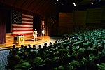 Chief Master Sgt. of the Air Force visit USASMA DSC 0052 (36825800814).jpg