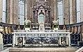 Chiesa di San Lorenzo a Vicenza - Interno - Capella maggiore -Altare.jpg