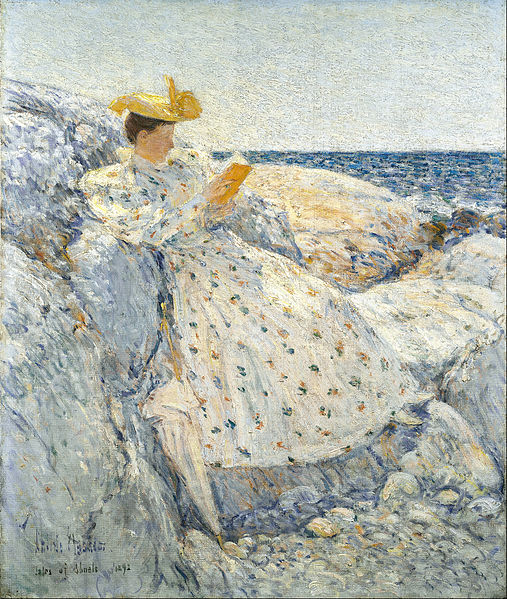 File:Childe Hassam - Summer Sunlight (Isles of Shoals) - Google Art Project.jpg