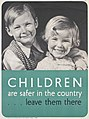 Children are Safer in the Country ... Leave Them There Art.IWMPST15096.jpg