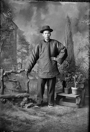 Chinese-american man 1