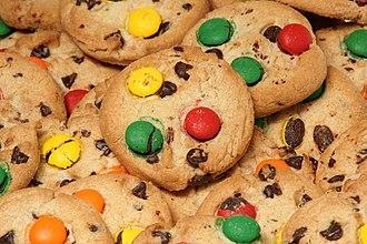 Chips Deluxe - Rainbow Chips Deluxe cookies