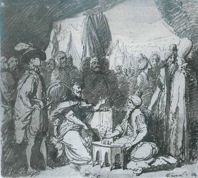 Chocim treaty