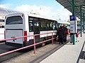 Chomutov, autobusové nádraží, stání 9, Stratos DPMCHJ.jpg