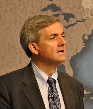 Liberal Democrats leadership election, 2006 - Image: Chris Huhne MP (5980495891)
