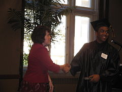 Christopher Massey Christopher Massey graduating High School.JPG