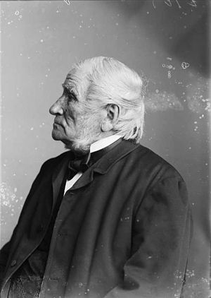 Christopher de Paus - Christopher Tostrup Paus' grandfather, timber magnate Christopher Henrik Holfeldt Tostrup