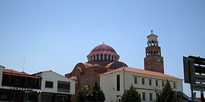 Orthodox church of Panagia Eleftherotria in Di...