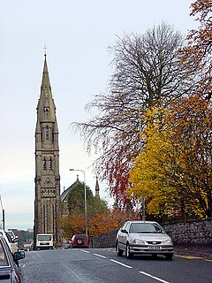 Church of St Patrick, Dungannon - geograph.org.uk - 112576.jpg